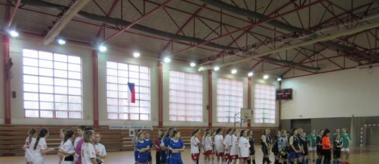 Celorepublikové finále ve futsalu Pardubice