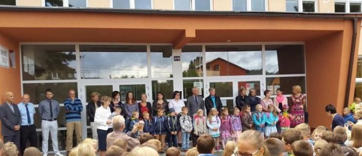 Přivítání nových žáků ve škole