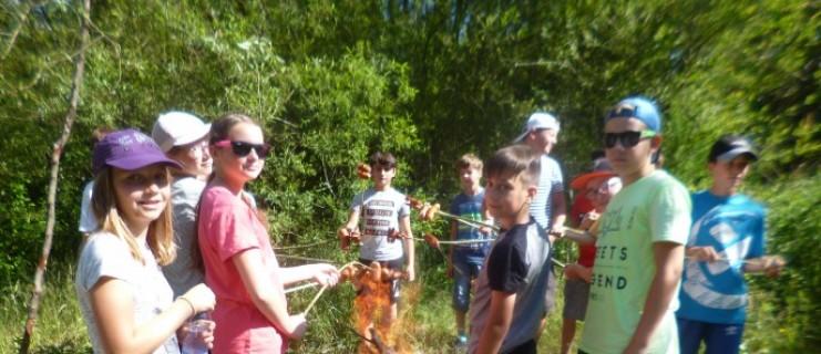 V. třída - Den v přírodě