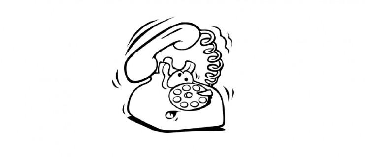 Telefonní kontakty