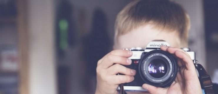 Fotograf v MŠ