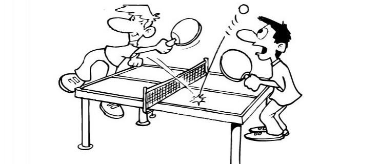 Stolní tenis v družině a ve škole