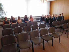 Setkání deváťáků 6.6.2017