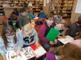 Fotogalerie Třeťáci v knihovně, foto č. 4