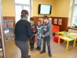 Fotogalerie Třeťáci v knihovně, foto č. 3