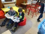 Fotogalerie S Kamilem po knihovně, foto č. 2