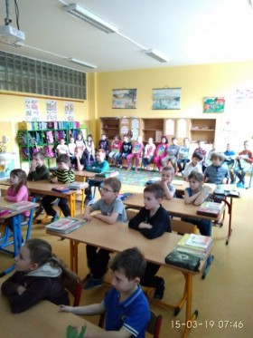 Společné čtení 1. a 2. třída