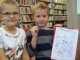 Fotogalerie Druháci navštívili knihovnu, foto č. 14