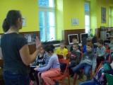 Fotogalerie Druháci navštívili knihovnu, foto č. 10