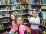 Fotogalerie Druháci navštívili knihovnu, foto č. 1