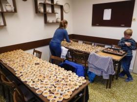 Pečení muffinů 2019