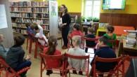Fotogalerie Prvňáčci v knihovně leden 2020, foto č. 9