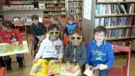 Fotogalerie Prvňáčci v knihovně leden 2020, foto č. 10
