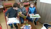 Fotogalerie Prvňáčci v knihovně leden 2020, foto č. 14