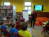 Fotogalerie Druhá třída v knihovně, foto č. 9